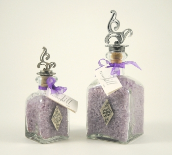 Baroque Lavender Sea Crystals